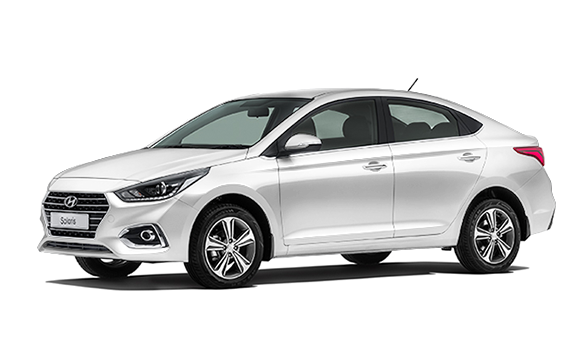 Hyundai Solaris Active Plus 1.4 AT 19MY