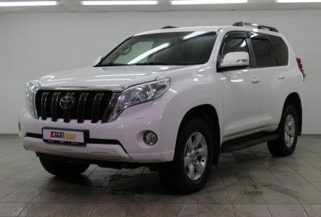 Toyota Land Cruiser Prado 2013 года с пробегом 125 050 км