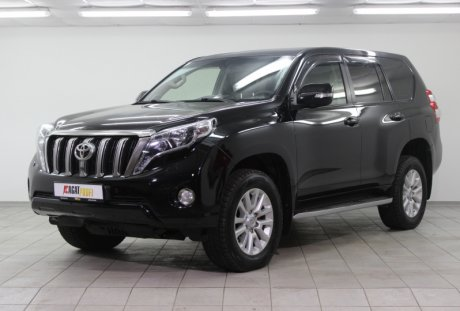 Toyota Land Cruiser Prado 2014 года с пробегом 274 600 км
